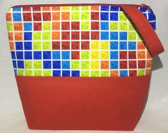 Project bag - periodic table