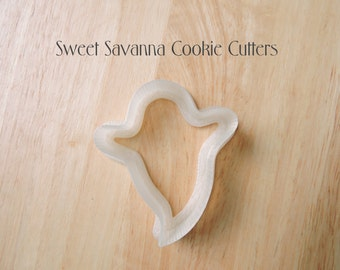Ghost Cookie Cutter No1 - Halloween Cookie Cutters