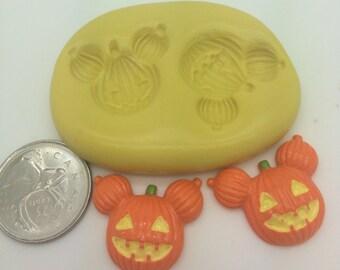 Jack o lantern Pumpkin Mold Set g130