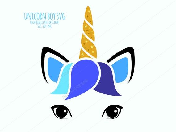 80 Off Sale Unicorn Boy Svg File Unicorn Face Head Horse