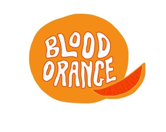 blood orange t-shirt
