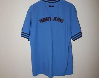 90's Tommy Hilfiger Jeans RARE T-shirt