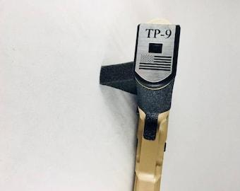Canik Fanatik - Canik TP9 - American Flag - Base Plates - Canik Guns - SFX - Canik Accessories
