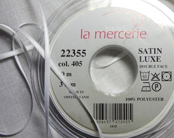 3mm 405 sold by the yard color satin ribbon