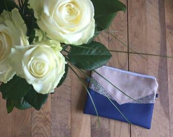 Leather evening bag * IRINA *.