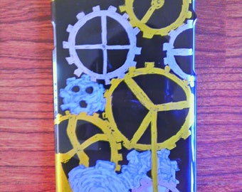 iPhone 6 Custom Clock Gears Case