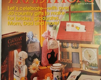 Crafting Traditions Magazine, four issues to choose from