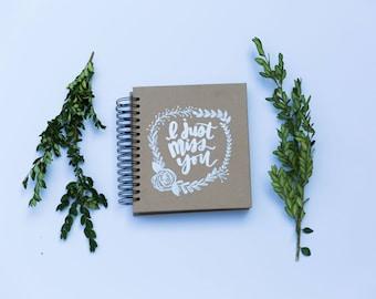 Remembrance Journal;Grief Journal; Memory Journal; Sympathy Journal; Sympathy Gift; in memory of gift; bereavment journal; photo album