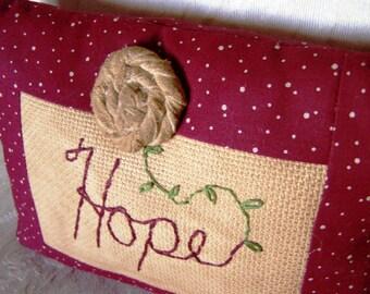 Pillow - Decorative - Hope