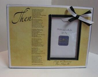 Wedding Anniversary Song Frame with Lyrics