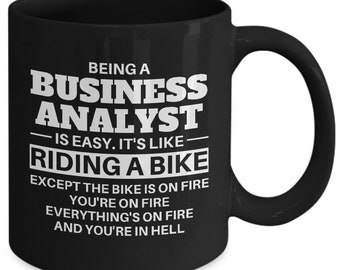 Business Analyst, Business Analyst Mug, Business Analyst Gift, Business Analyst Coffee Mug, Mug for Business Analyst