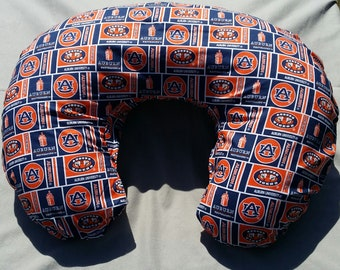 Auburn University Nursing Pillow Cover