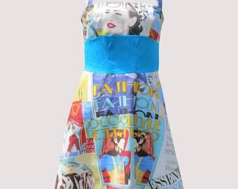 Dress was unique, size 38