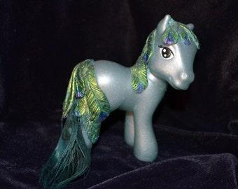 Phiona bird of prey, custom my little pony