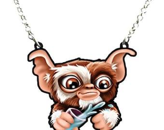 Gizmo Gremlins Necklace