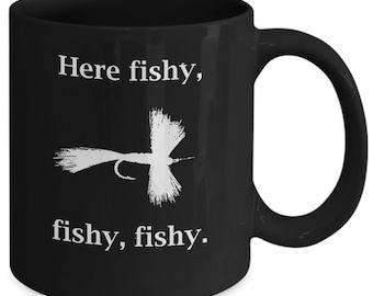 Fly Fishing Coffee Mug