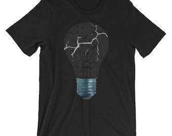 Broken Light Short-Sleeve Unisex T-Shirt