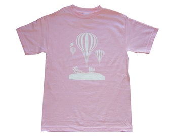 Balloons - Pink T-Shirt **SALE ITEM**