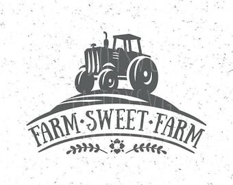 Farm svg Farm sweet Farm SVG Farmer Svg Tractor svg Tractor svg file Family Farm SVG Life Better On The Farm svg Sweet farm svg Farmer svg