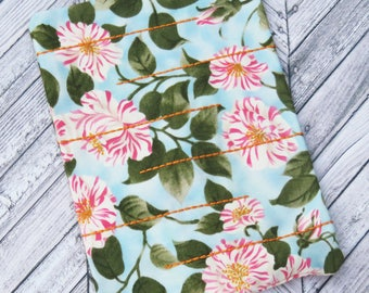 Marble Maze - Floral
