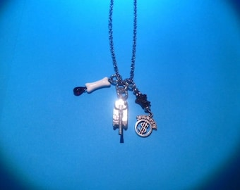 Land of War necklace