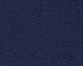 Cotton Couture - Midnight Blue by Michael Miller Fabrics - 5.5 yards Great Price