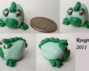 Tadpole Lizard Creature