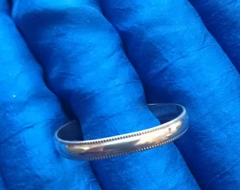 Baby Bracelet Sterling Silver