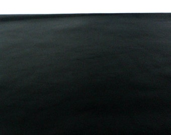 """Black Leather / Pebbled Leather / Black Pebbled Leather / Genuine Leather / Leather Supplies / 12.5"""" x 12.5"""""""