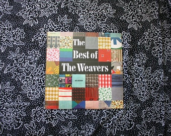 SEALED The Weavers - The Best Of The Weavers - Vintage Vinyl Double 2xLP 1980 First Pressing MCA Records Classic Roots Authentic Folk Music