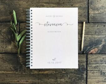 Blush Pink Wedding Photobook. Wedding Photo Album. Custom Wedding Album. Photo Book For Wedding. Personalized Photo Book Scrapbook