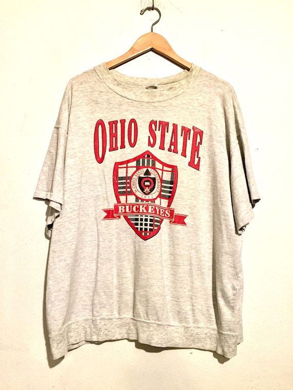 Ohio State University Buckeyes Oversized Tee