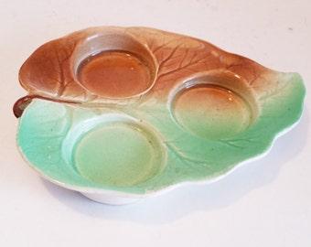 Vintage Porcelain Royal Winton Grimwades Cruet Tray - Stamped - Bargain