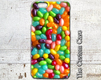 Jelly Beans IPhone Case, Candy Iphone Cover, Iphone 4/5/5c/6/6+, Samsung Galaxy S3/S4/S5/S6/S6 Edge