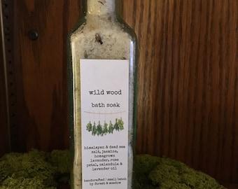 wild wood bath soak
