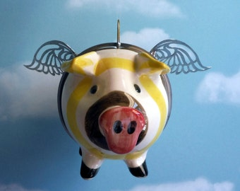 Flying Pig, When Pigs Fly