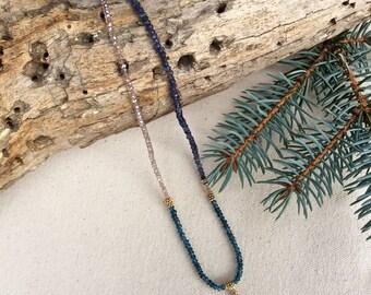 Colorado Blues Necklace