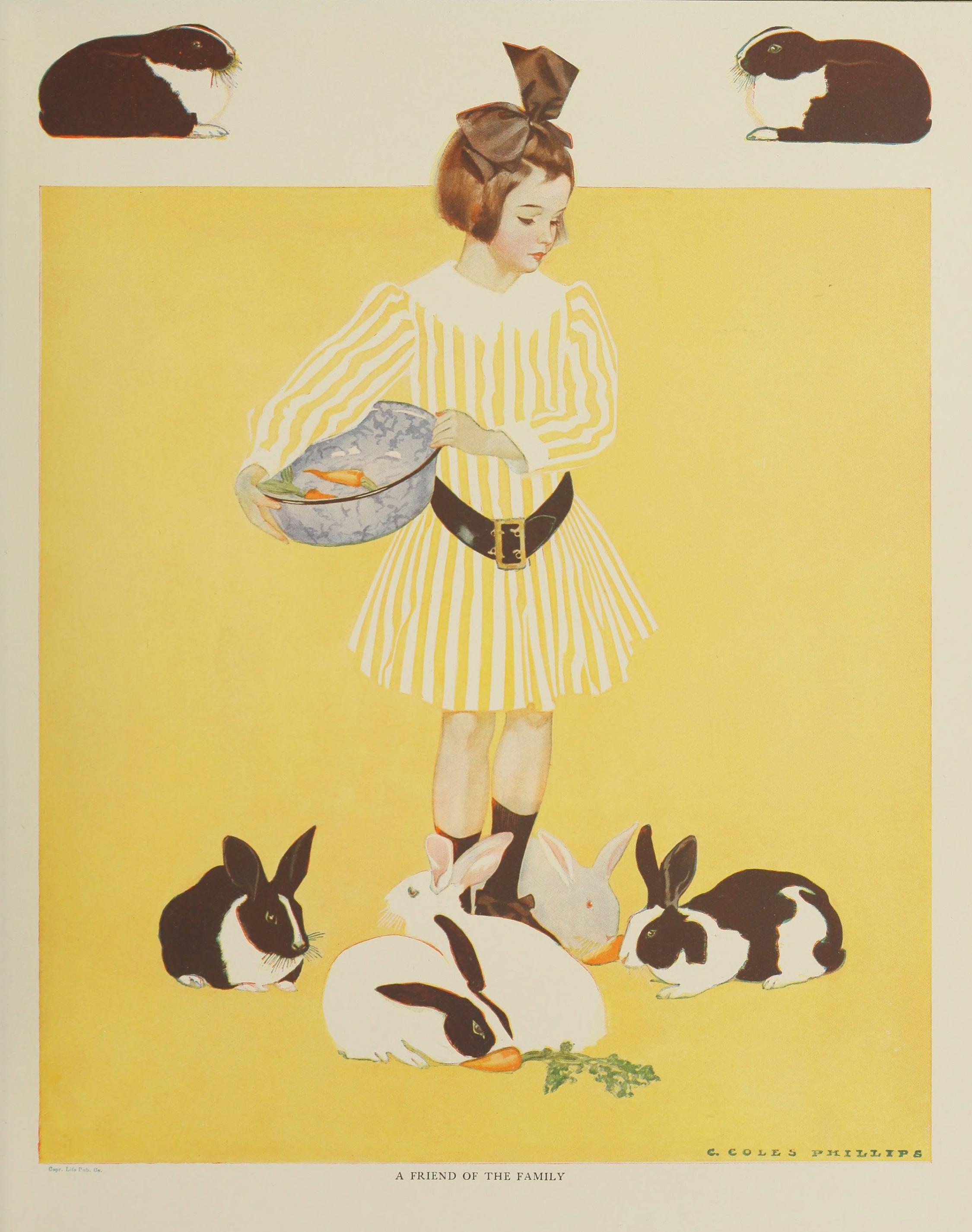 Nursery Framed Wall Art, Art for Girls Bedroom, Nursery Bunny Print ...