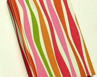 Stripes Pocket Sized Journal or Sketchbook