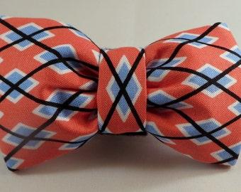 Dog Flower, Dog Bow Tie, Cat Flower, Cat Bow Tie - Argyle Me