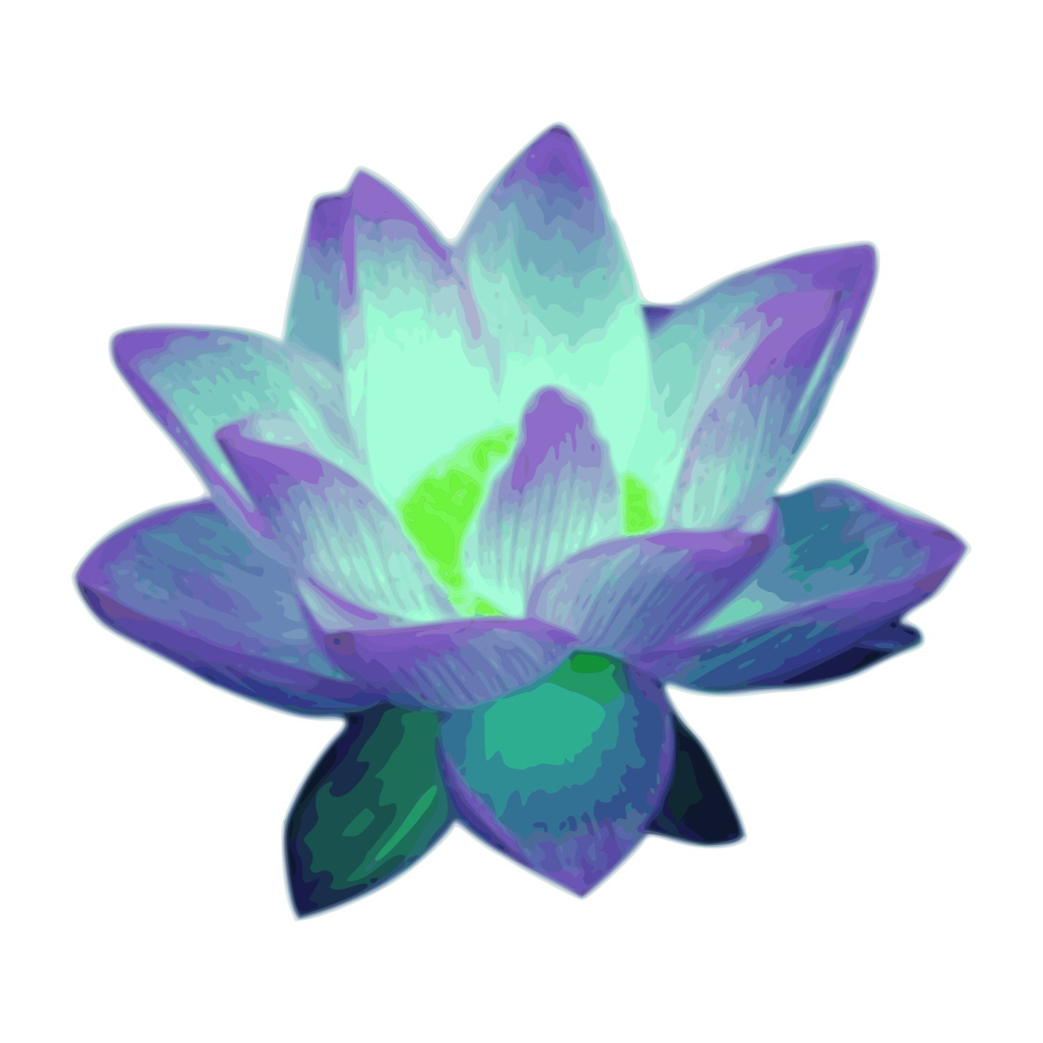 Lotus flower clip art lotus flowers lotus clipart lotus graphic this is a digital file izmirmasajfo