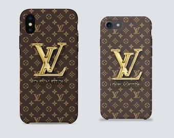 Louis Vuitton Phone Case for iPhone X iPhone 8 Plus 7 Plus iPhone 6 6S Plus iPhone 5 5S SE Samsung Galaxy S7 Edge S8 Plus