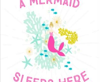 Personalized Lovey. Mermaid Lovey. Mermaid Blanket. Baby Blanket. Lovey. Girl Lovey. Mini Baby Blanket. Security Blanket. Lovie. Minky Lovey