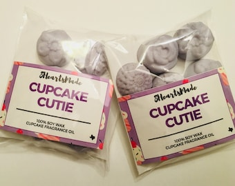 Cupcake Cutie Wax Tarts/Melts