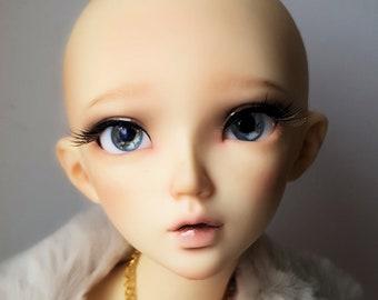Spring blue 12mm urethan eyes