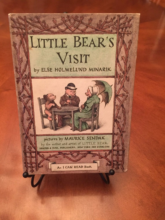 Little Bear's Visit   Illustrated by Maurice Sendak