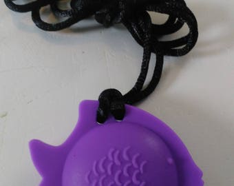 Teething necklace, necklace baby necklace silicone teething necklace, accessory for teething
