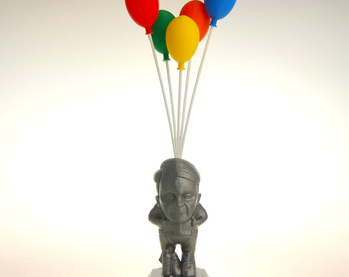 """Howard Stern - Eric (The Actor) Lynch """"Fly with Balloons""""  (Dark Steel)"""