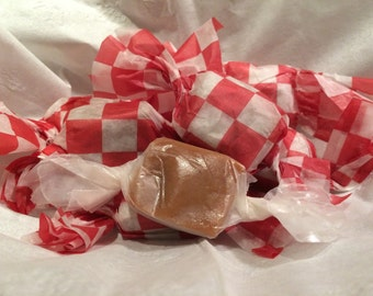Buttery smooth caramels