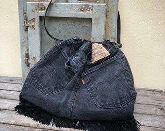Jeans bag ~ Jeans bag